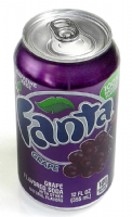 USA04 FANTA GRAPE CANS x12